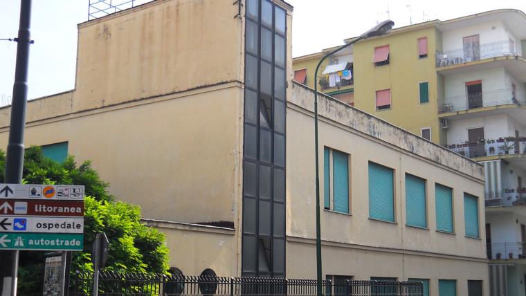 Palazzo terziario e sanitario via Cesare Battisti