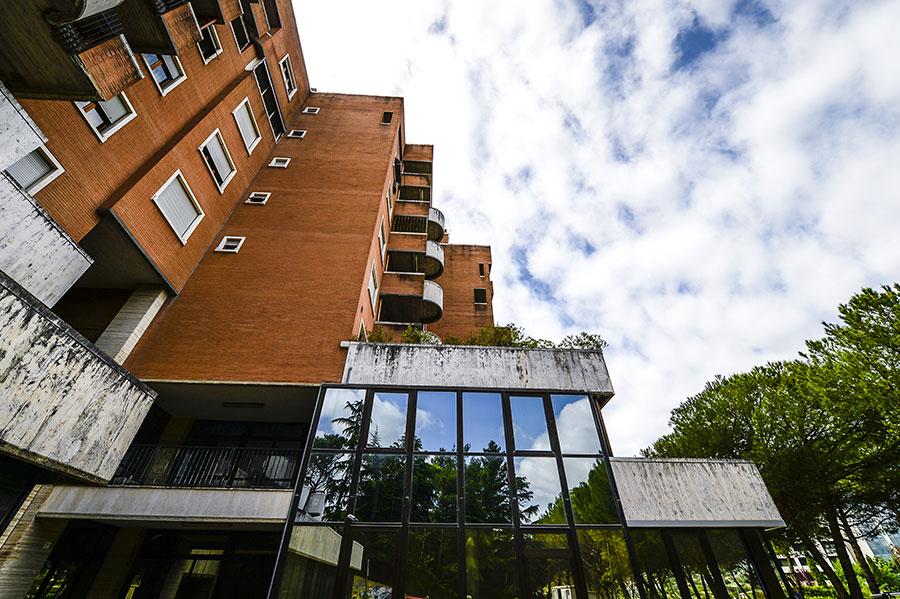 Complesso immobiliare, Via Cotani  (PG)